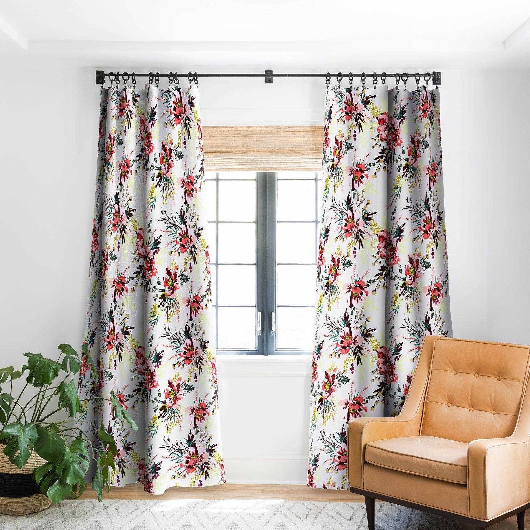Holli Zollinger Poppy Wild Blackout Curtain Panel Overstock 22046871