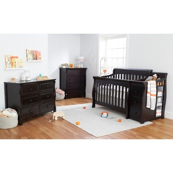 Shop Sorelle Princeton Elite 4 In 1 Crib Amp Changer