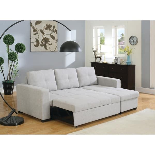 Everly Contemporary Grey Sofa - 89.50\
