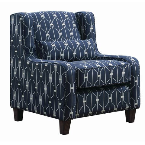 Hallstatt Casual Old Navy Accent Chair
