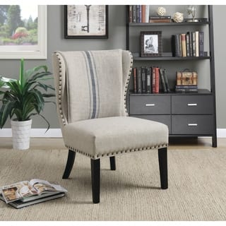 Accent Chairs, Striped | Shop Online at Overstock