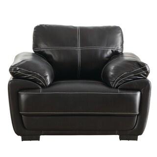 Zenon Casual Black Chair