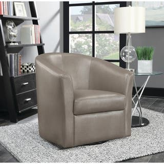 buy barrel chair swivel living room chairs online at overstock com
