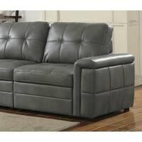 Ellington Grey Right-arm-facing Chair