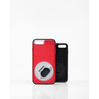 FlippinToad Flip & Hold Case Ruby Red-iphone 7 plus & 8 plus