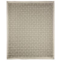 Furniture of America Terana Contemporary Indoor/Outdoor Crosshatch Rug - 5'3 x 7'6