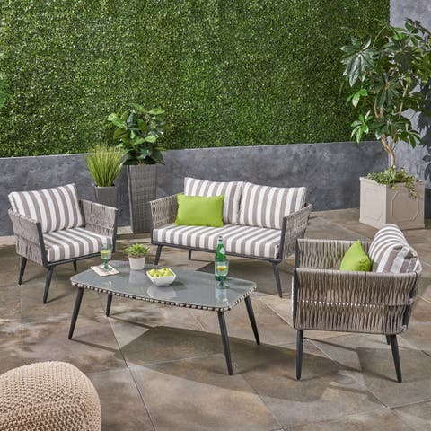Buy Wicker Outdoor Sofas Chairs Sectionals Online At Overstock
