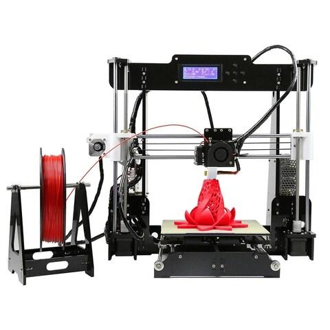 3D Printer Acrylic Frame Mechanical Kit Aluminum Structure