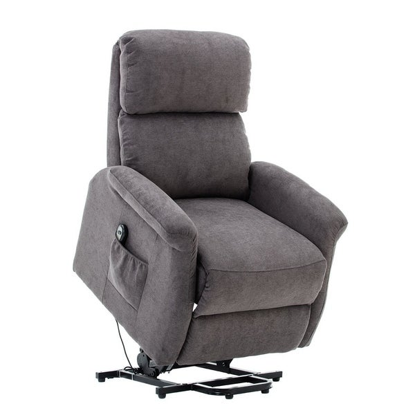 Shop Bonzy Lift Recliner Classic Power Lift Chair Soft And