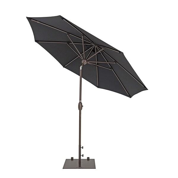 Shop Sorara Patio Umbrella 11 Feet Outdoor Table Market Umbrella