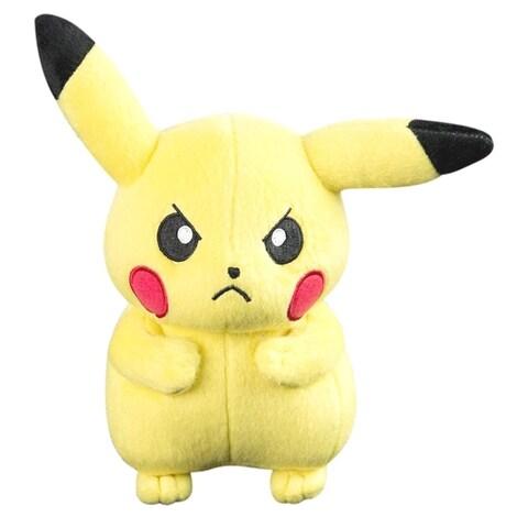 Pokemon 8-Inch Basic Plush Toy - Pikachu