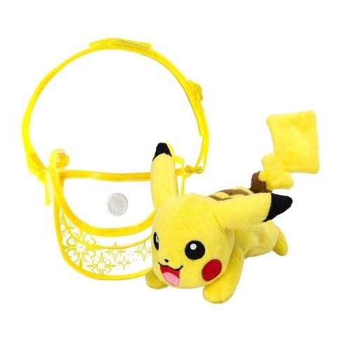 Pokemon Shoulder Plush With Carry Bag - Pikachu