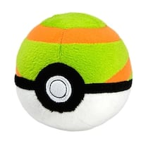 Pokemon 5-Inch Poke Ball Plush - Nest Ball