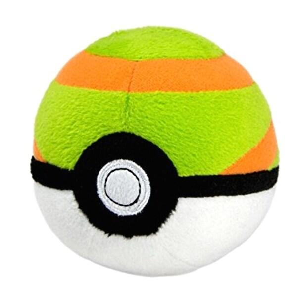 Shop Pokemon 5 Inch Poke Ball Plush Nest Ball Free Shipping On