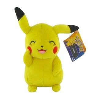 Pokemon Basic Plush Toy - 8-Inch - Pikachu