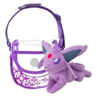 Pokemon Shoulder Plush With Carry Bag - Espeon