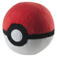 Pokemon 5-Inch Poke Ball Plush - Poke Ball