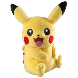 Pokémon Trainer's Choice 8-Inch Small Plush - Pikachu