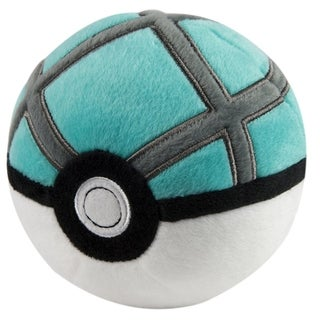 Pokemon 5-Inch Poke Ball Plush - Net Ball