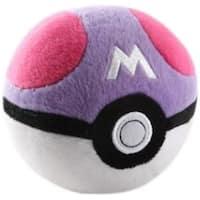 Pokemon 5-Inch Poke Ball Plush - Master Ball