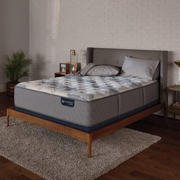 Shop Serta iComfort Hybrid Blue Fusion 100 10 inch Firm Full size