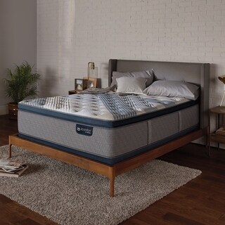 iComfort Hybrid Blue Fusion 5000 16-inch Luxury Firm Full-size Mattress - N/A