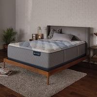iComfort Hybrid Blue Fusion 1000 14-inch Luxury Firm Mattress Set