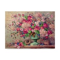 Barbara Mock ' Collettes Collection' Canvas Art