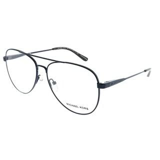 Michael Kors Aviator MK 3019 Procida 1214 Woman Navy Frame Eyeglasses