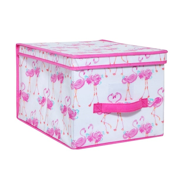 Shop Laura Ashley Kids Large Collapsible Storage Box In