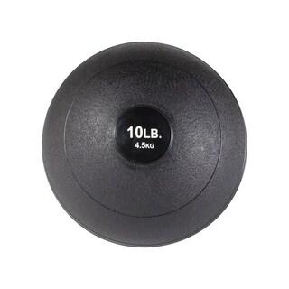 Body Solid Tools BSTHB10 - 10lb Slam Ball - Black