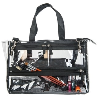 Link to SHANY The Game Changer Travel Bag- Waterproof Storage for at Home or Travel Use Similar Items in Makeup Brushes & Cases