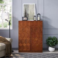 Palm Canyon Rogers Dark Sienna Anywhere Cabinet