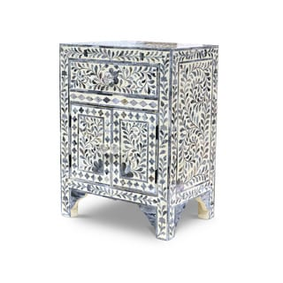 Firoz Bone Inlay Accent Cabinet by Greyson Living