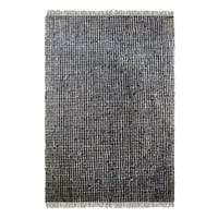 Uttermost Braymer Charcoal and Natural Rug
