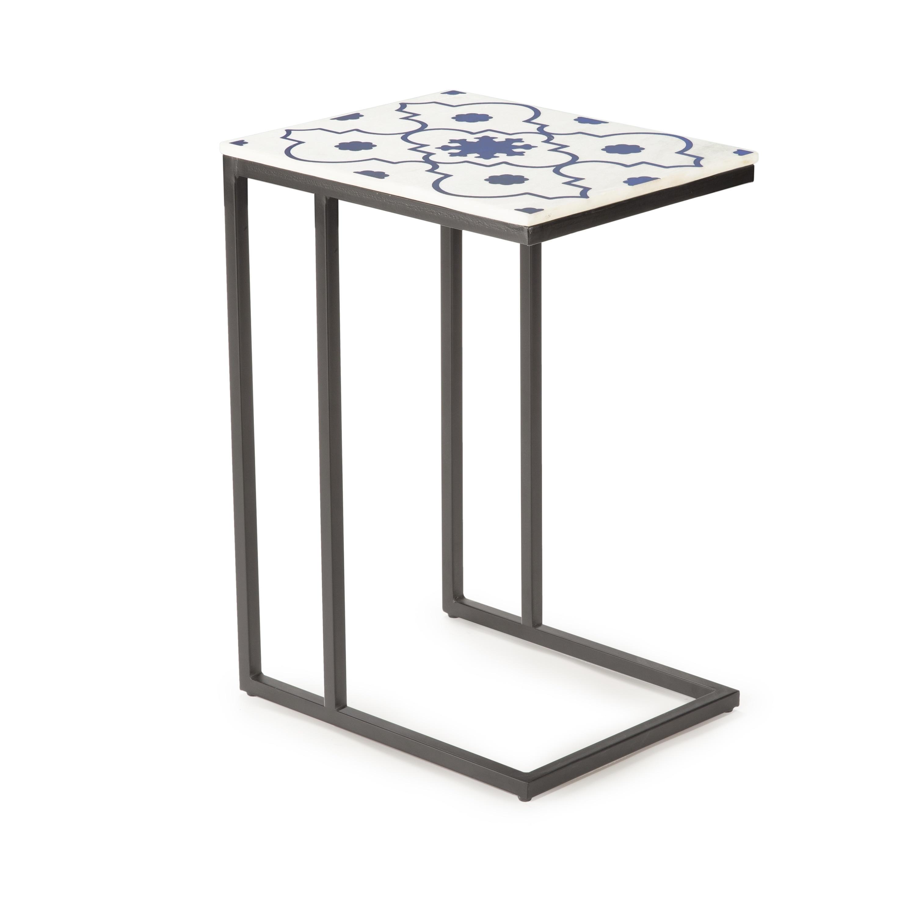 Cool Lara Marble Top Chairside Table By Greyson Living Caraccident5 Cool Chair Designs And Ideas Caraccident5Info