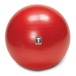 Body Solid BSTSB65 Red 65cm Stability Ball