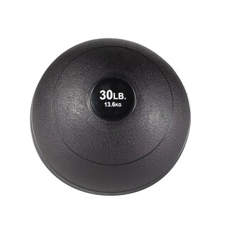 Body Solid Tools BSTHB30 - 30lb Slam Ball - Black