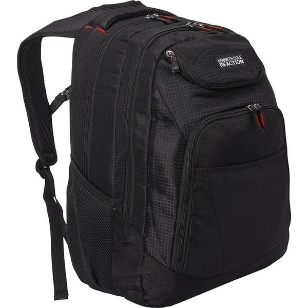 d982d5906675 Shop Kenneth Cole Reaction Tribute 1680D Polyester Dual Compartment ...