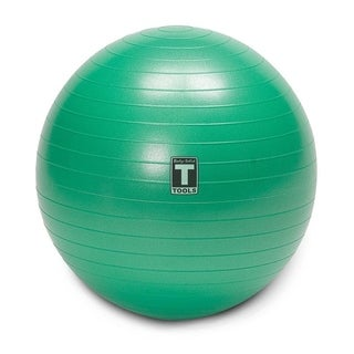Body Solid Tools BSTSB45 Green 45cm Stability Ball