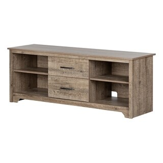 South Shore Fusion TV Stand with Drawers