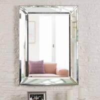 """Nolan 40"""" Rectangular Beveled Wall Mirror"""
