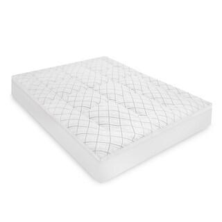 SensorPEDIC Premier Knit Luxury Mattress Topper - White