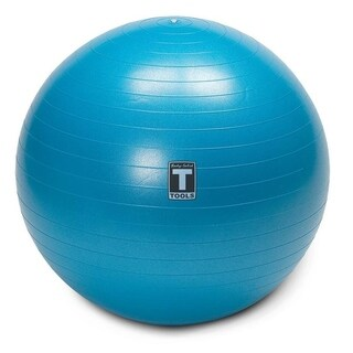 Body Solid Tools BSTSB75 Blue 75cm Stability Ball