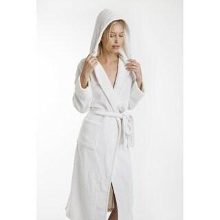 Hooded Super Plush Fleece Robe (2 options available)