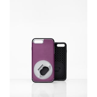 FlippinToad Flip & Hold Case Purple-iphone 7 plus & 8 plus