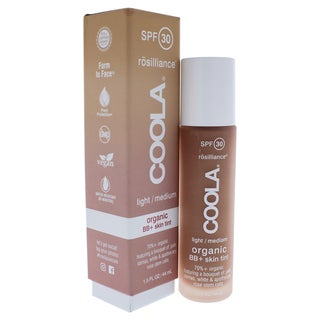 Coola Organic Face Rosilliance BB+ Cream SPF 30 Light/Medium