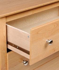 Montego Maple 6-drawer Dresser