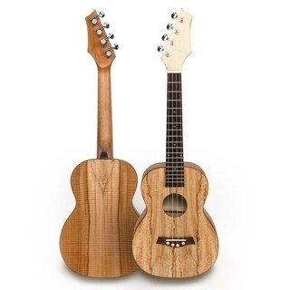 "26"" Tenor Full Mango Wood Ukulele Wood Color"