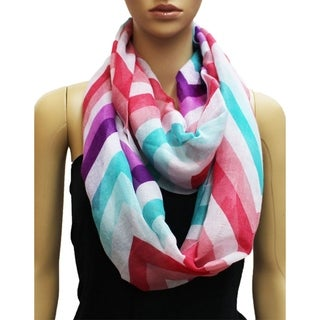 Luxurious Fashion Pashmina Infinity Loop Scarf Women Head Long Scarves Wrap Ladies Accessories - free size